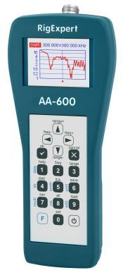 RIGEXPERT - AA-600 - ANTENNA ANALYZER