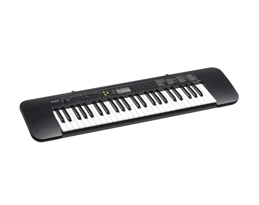 CASIO - CTK-240 - 49 KEYS STANDARD KEYBOARD