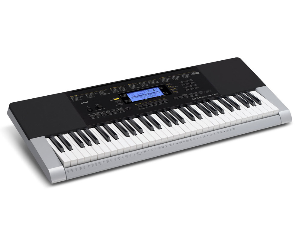 CASIO - CTK4400 - Electronic keyboard