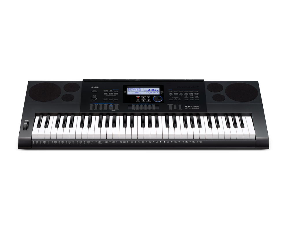 CTK6200 - CASIO - High-Grade keyboard