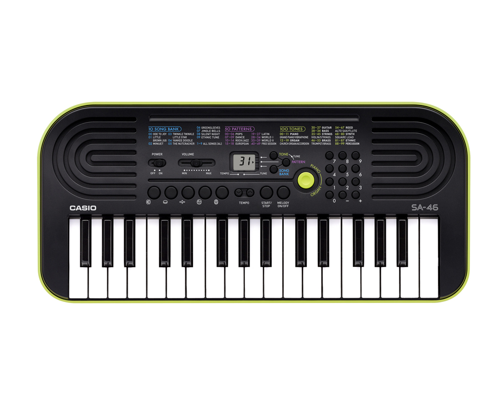 CASIO - SA46 - 32 KEYS MINI KEYBOARD