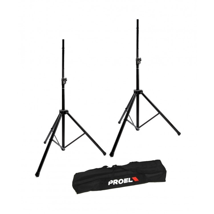 PROEL - FRE300KIT - 2 Speaker Stands + bag