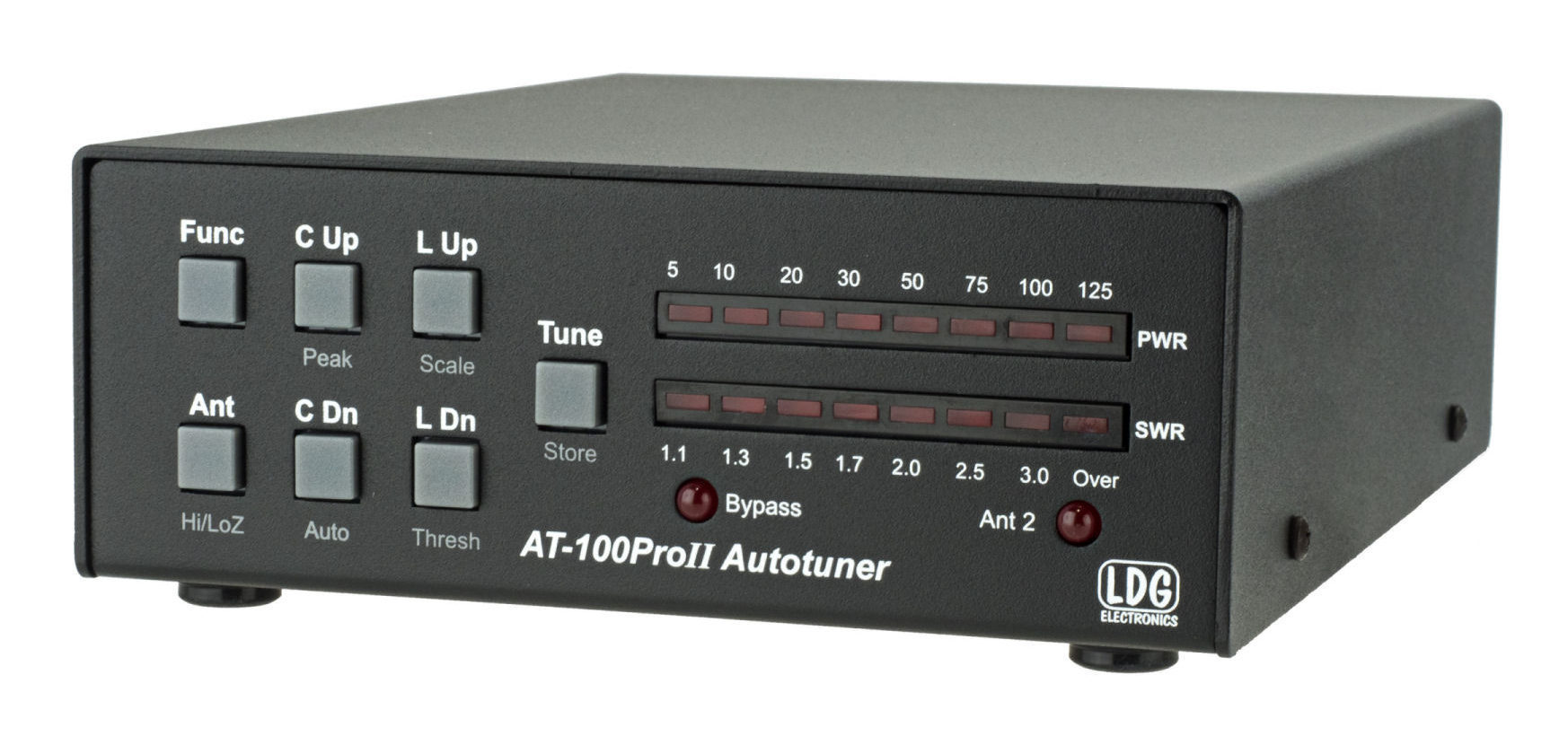 AT-100PRO-II - LDG - Accordatore Automatico
