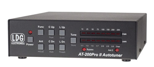 AT-200PRO-II - LDG - Accordatore automatico