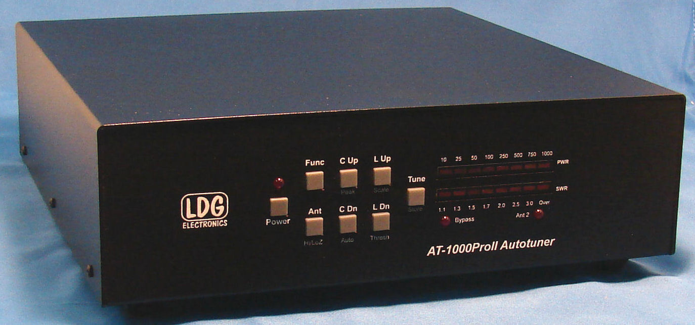 AT-1000PRO-II - LDG - Accordatore automatico