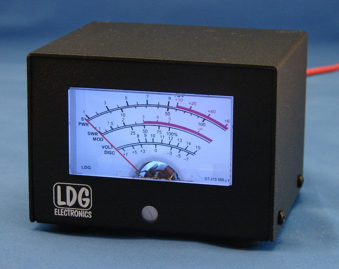 FT-METER - LDG - Meter for Yaesu FT-857/897