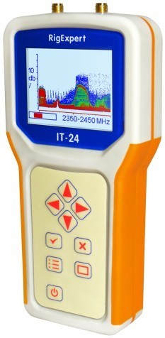 RIGEXPERT - IT-24 - 2.4 GHz ISM Band Tester