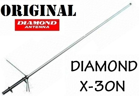 DIAMOND - X30N - BASE ANTENNA 144 / 430 MHz