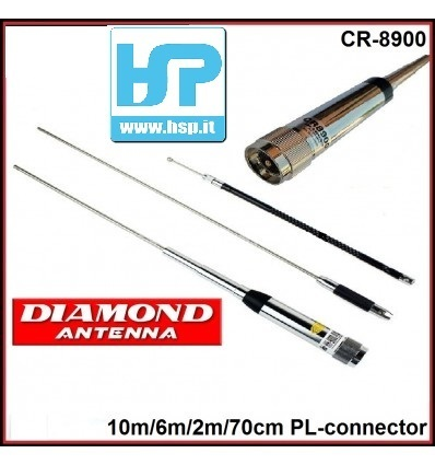 DIAMOND - CR-8900 - VEICOLARE 28/50/144/430