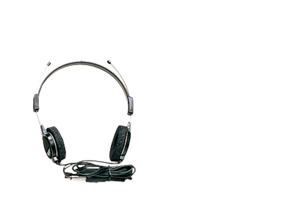 KENWOOD - HS-6 - COMMUNICATIONS LIGHT HEADSET