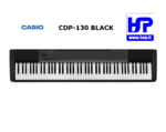 CASIO - CDP-130BK - 88 KEYS DIGITAL PIANO