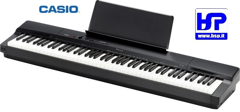 CASIO - PX-160BK - PIANO DIGITALE NERO