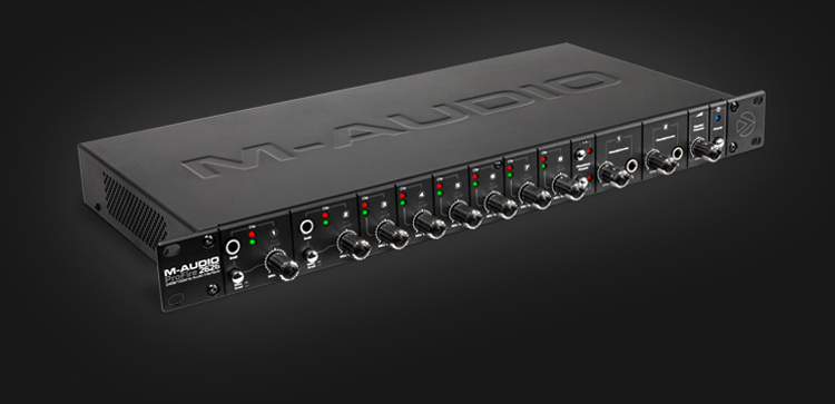 M-AUDIO - PROFIRE 2626 - FIREWIRE INTERFACE