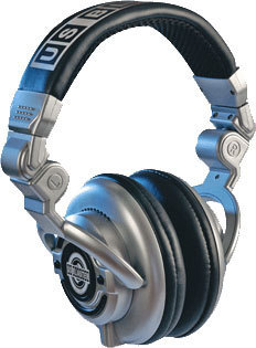 US BLASTER - USB 7380 - DJ HEADPHONE