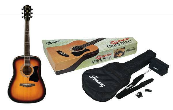 IBANEZ - V50NJP-VS - ACOUSTIC GUITAR KIT
