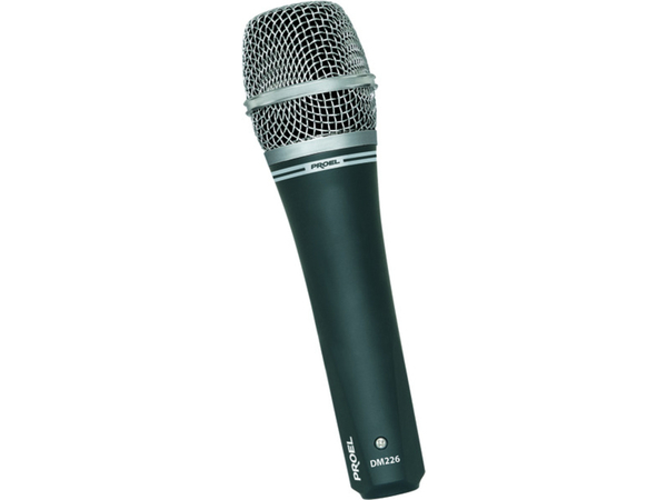 PROEL - DM226 - DYNAMIC MICROPHONE