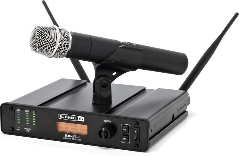 LINE6 - XD-V75 - DIGITAL WIRELESS MICROPHONE