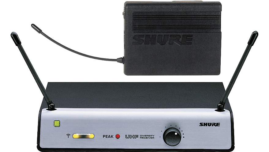 SHURE - EUT 14 - WIRELESS PER CHITARRISTI