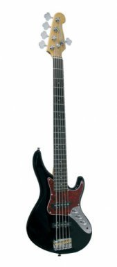 RICHWOOD - RBB-135-BK - 5 ST. ELECTRIC BASS