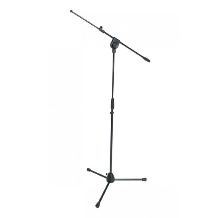 PROEL - PRO200BK - MICROPHONE STAND WITH BOOM