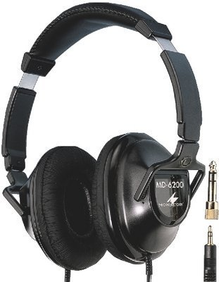 MD-6200 - PROFESSIONAL 2 WAYS HEADPHONES