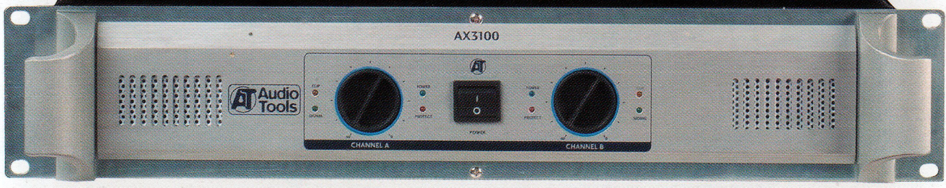 AUDIO TOOLS - AX3100 - AMPLIFICATORE 3100W
