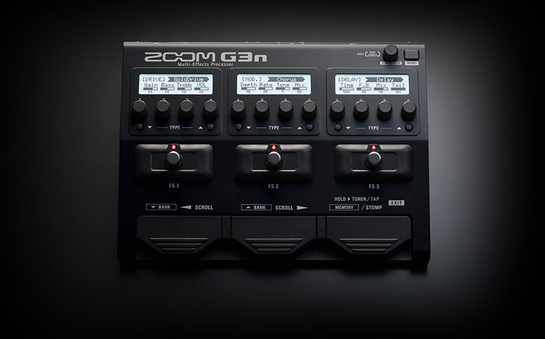 ZOOM - G3N - GUITAR MULTI-EFFECTS PROCESSOR