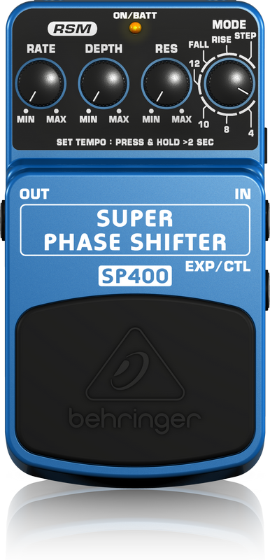 BEHRINGER - SP400 - SUPER PHASE SHIFTER