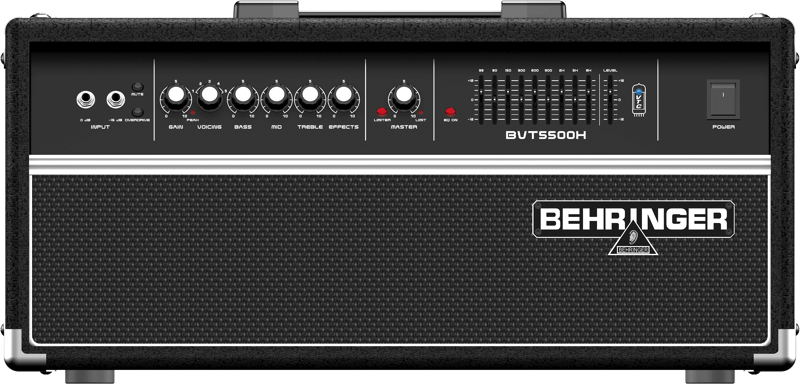 BEHRINGER - BVT5500H - 550W BASS AMPLIFIER