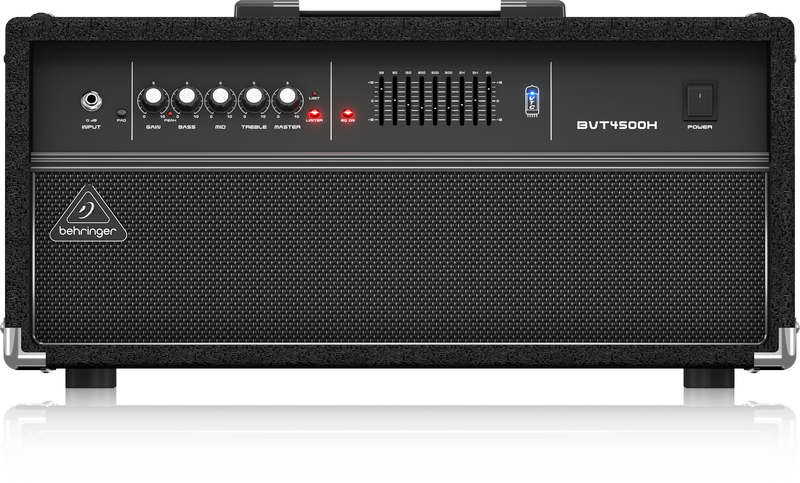 BEHRINGER - BVT4500H - AMPLIFIER HEAD 450W
