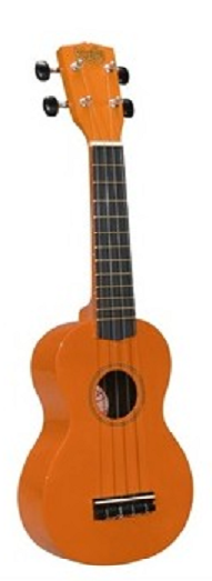 KORALA - UKS-30-OR - UKULELE SOPRANO ORANGE