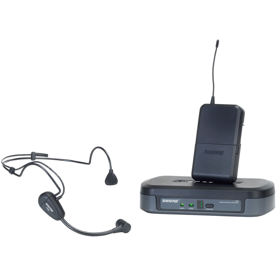 SHURE - PG14E/PG30 - UHF WIRELESS HEADSET