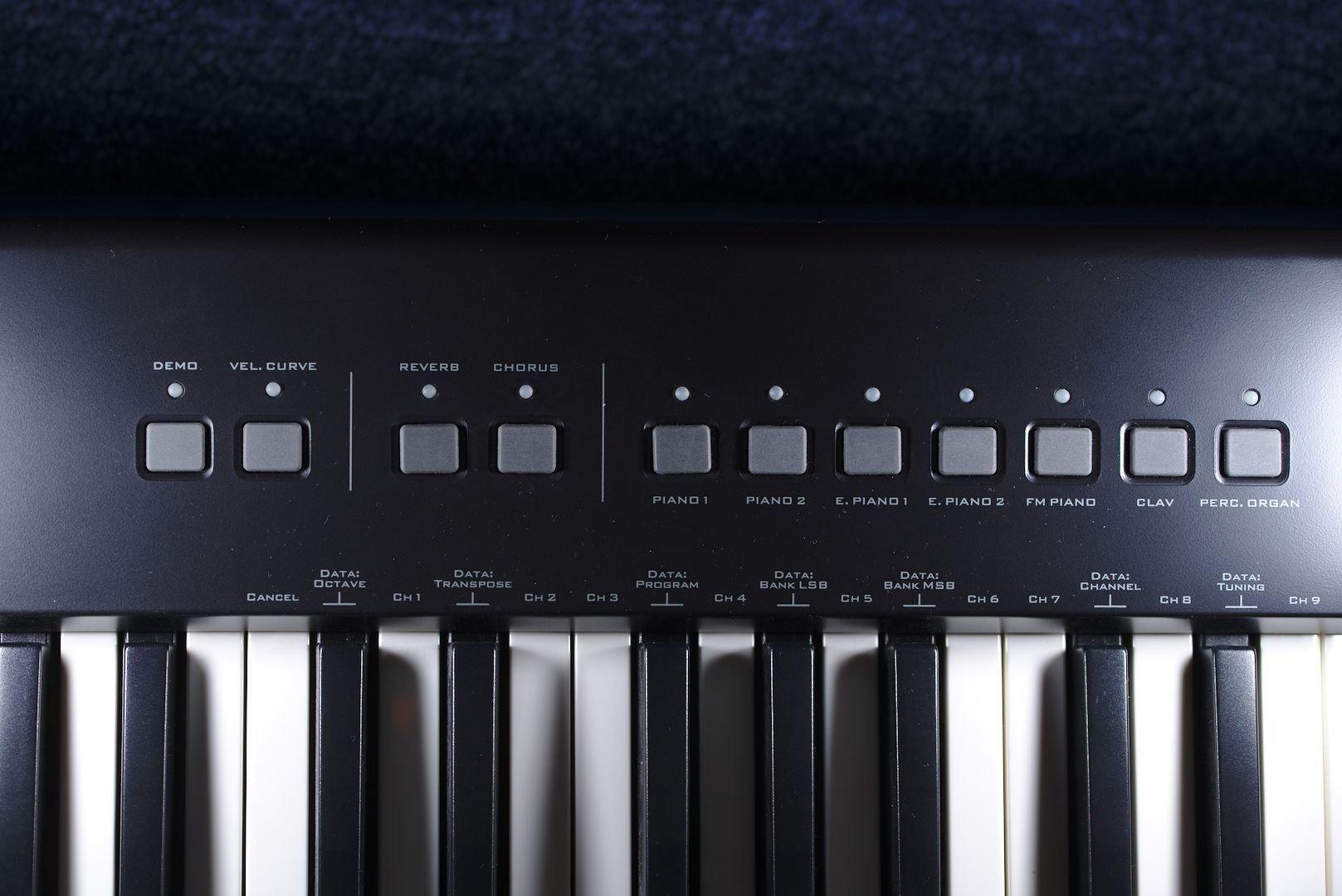 M-AUDIO - PROKEYS 88SX - 88 KEYS MIDI PIANO - HardSoft Products