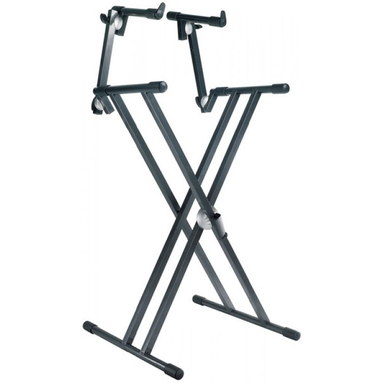 PROEL - SPL252 - 2 LEVELS KEYBOARD STAND