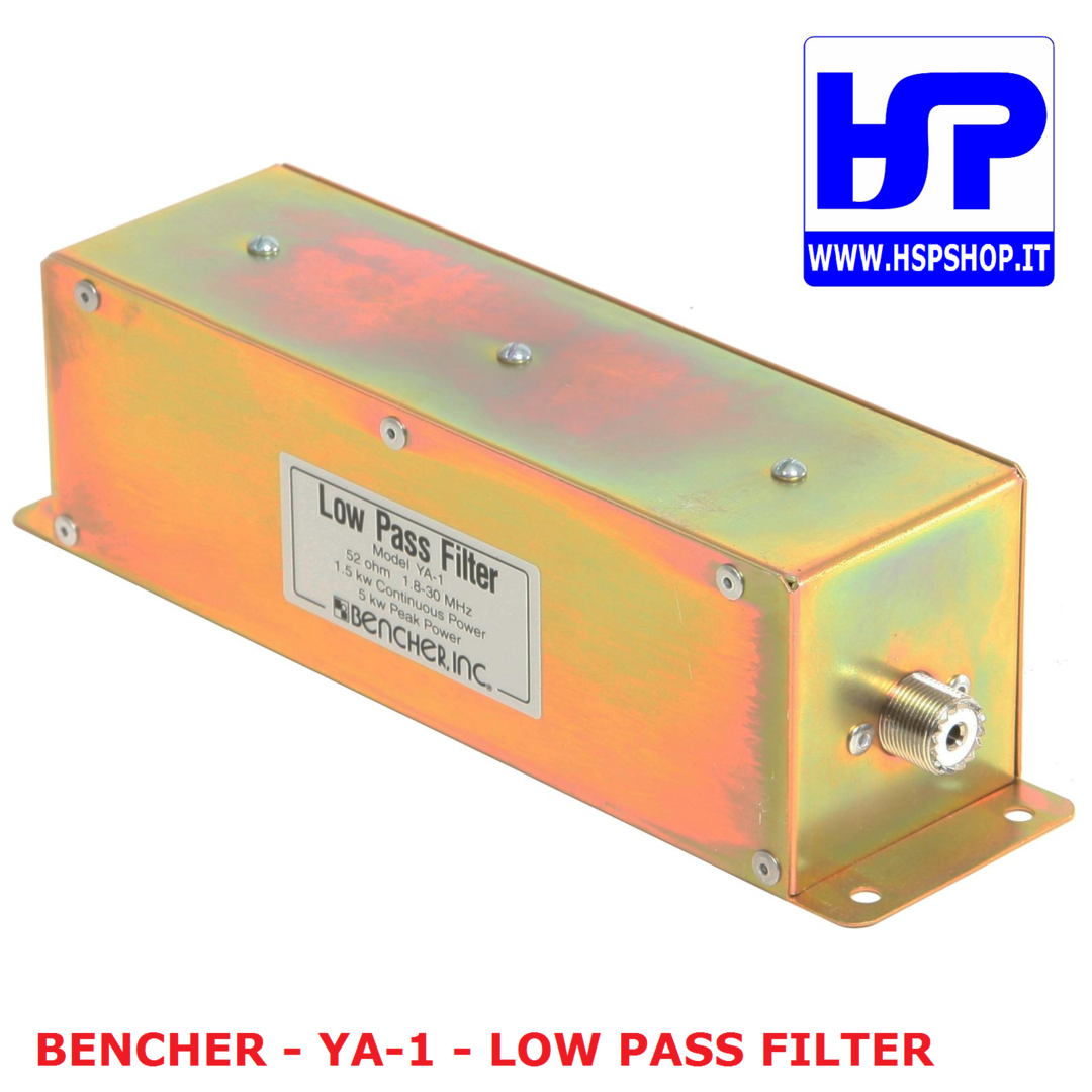 BENCHER - YA-1 - ANTI-TVI LOW PASS FILTER