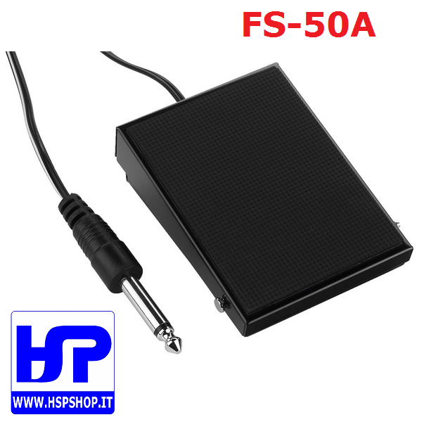FS-50A - Pedale di comando ALTERNATIVO ON/OFF