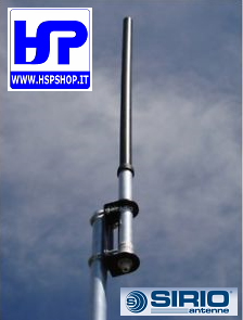 SIRIO - THUNDER 27 - BASE ANTENNA 25-29 MHz