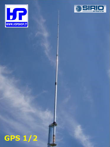 SIRIO - GPS 1/2 - BASE TUNABLE 26.4-29 MHz