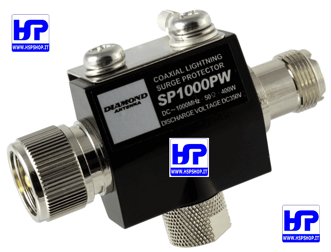 DIAMOND - SP1000PW - SCARICATORE DC-1000 MHz