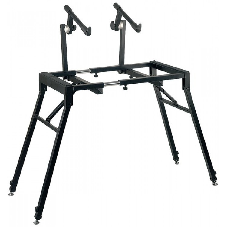 PROEL - EL260 - DOUBLE LEVEL KEYBOARD STAND