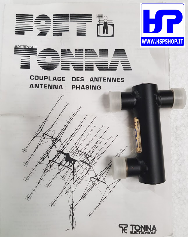 TONNA - 29223 - 2 PORT 23 CM. POWER DIVIDER
