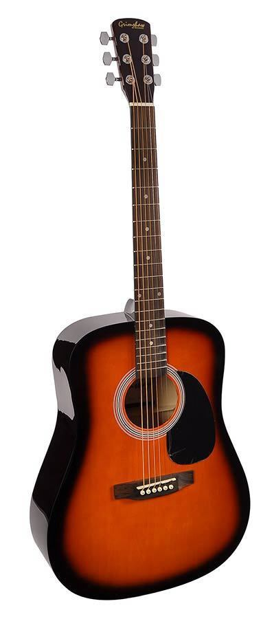 GRIMSHAW - GSD-60-SB - ACOUSTIC DREADNOUGHT