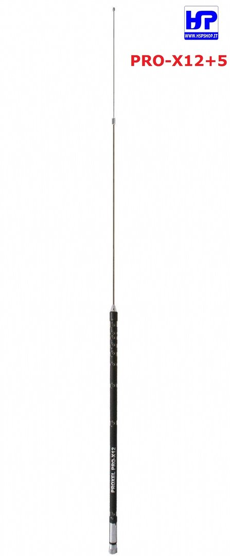 PROXEL - PRO-X12 - 12+5 BAND MOBILE ANTENNA