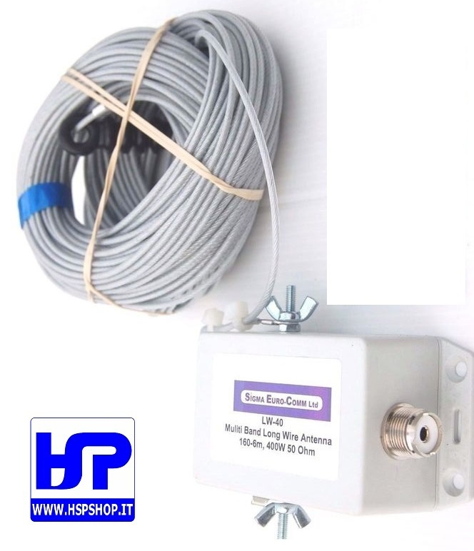 SIGMA - LW-40 - LONG WIRE 160-6 METERS