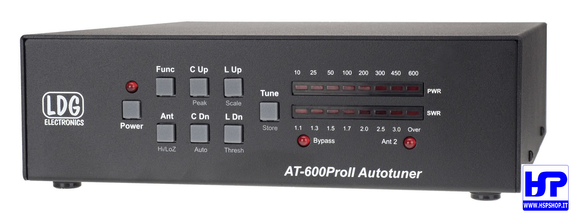 LDG - AT-600PRO-II - ACCORDATORE AUTOMATICO