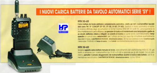 INTEK - DG630 - AUTOMATIC BATTERY CHARGER