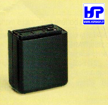 INTEK - BP701 - BATTERIA 700mA 9,6V