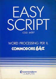 EASY SCRIPT MANUAL IN ITALIAN (COPY)