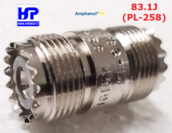AMPHENOL - 83.1J - CONNECTOR PL-258
