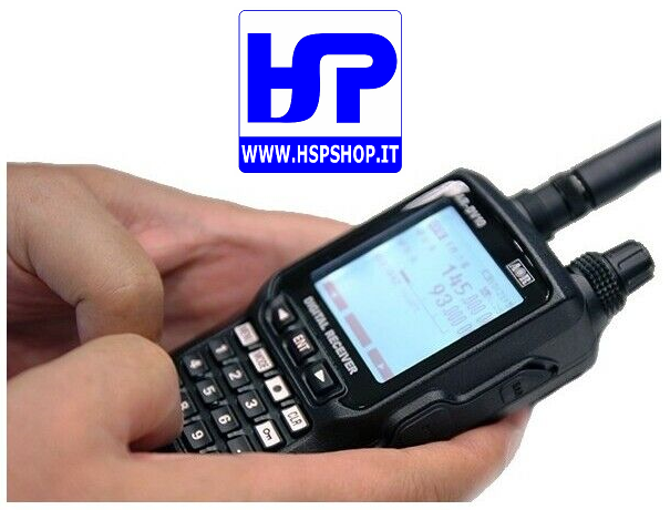 AOR - AR-DV10 - 100 kHz - 1300 MHz RECEIVER - HardSoft Products